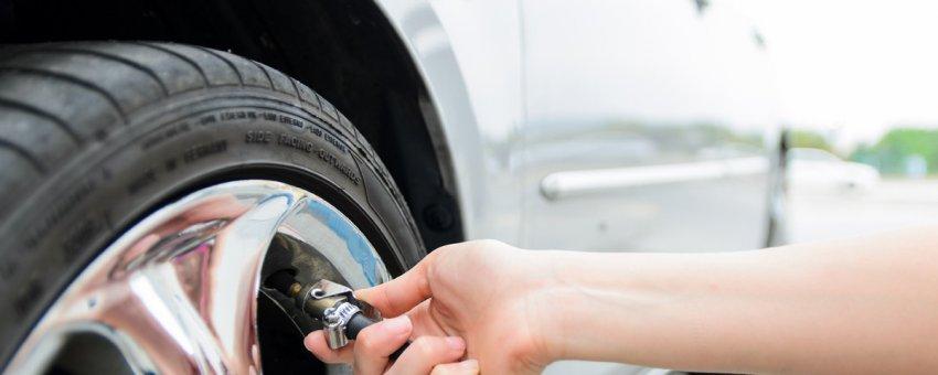 ¿Cuál es la presión de los neumáticos ideal?