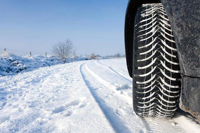 Neumáticos de invierno para viajar más seguro